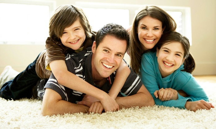 Alpha & Omega Carpet Care LLC - Winslow Township: Carpet Cleaning for Two Rooms and Hallway, or Three Rooms from Alpha & Omega Carpet Care LLC (Up to 54% Off)