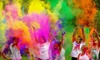 DUPE: Mighty Mud Dash - Greater Third Ward: The Graffiti Run for One, Two, or Four on December 2 (Up to 54% Off)