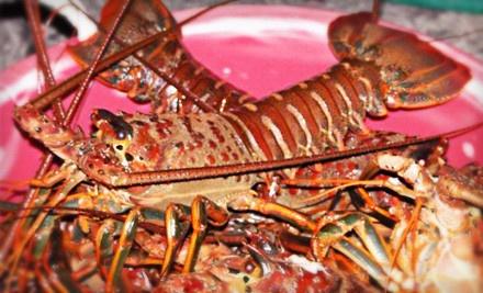 Hooks landing sportfishing in oxnard ca groupon for Lobster fishing california