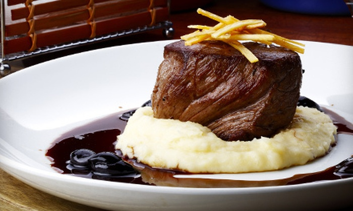Homeland Steaks: Meats and Seafood from Homeland Steaks (Up to 53% Off). Two Options Available.