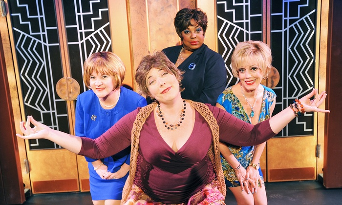 """""""Menopause: The Musical"""" - Auburn Public Theater: """"Menopause: The Musical"""" at Auburn Public Theater on July 22–August 9 (Up to 44% Off)"""