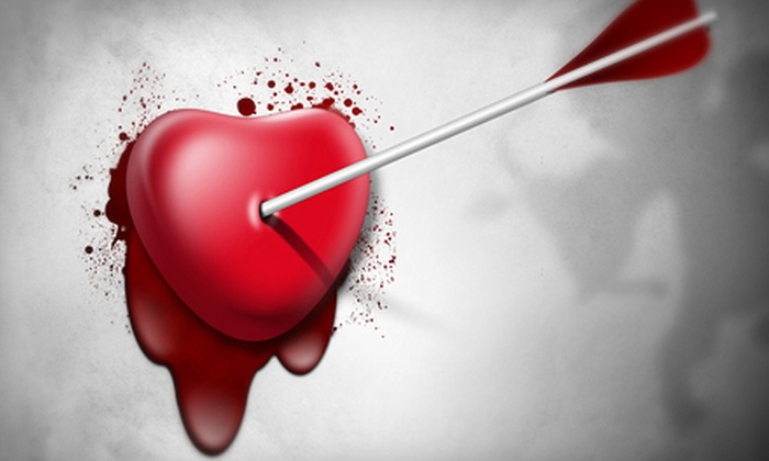 """""""Cupid Has a Heart On – A Musical Guide to Relationships"""" presented by The Cupid Players - Lakeview: $10 to See The Cupid Players' """"Cupid Has a Heart On"""" at Stage 773 (Up to $22 Value). 10 Shows Available."""