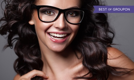 $89 for Eye Exam, Contact Lenses, and Prescription Glasses at Image Optometry (Up to $423.88 Value)