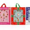 Kids' Holiday Charm Bracelet Set (3-Pack)