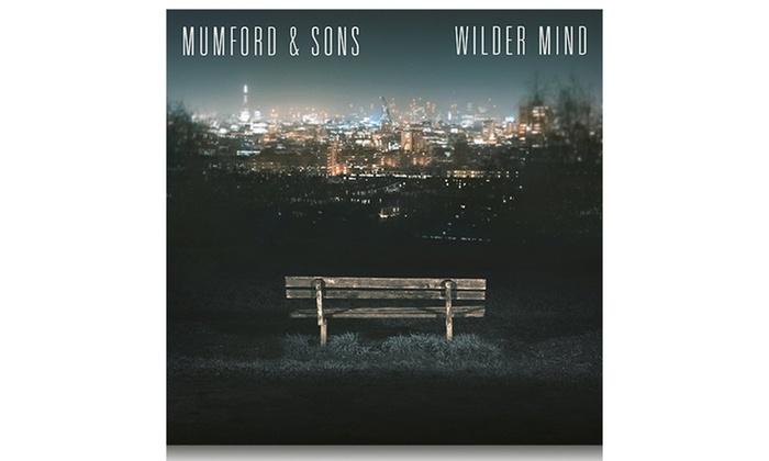 Mumford Amp Sons Wilder Mind Lp Groupon Goods