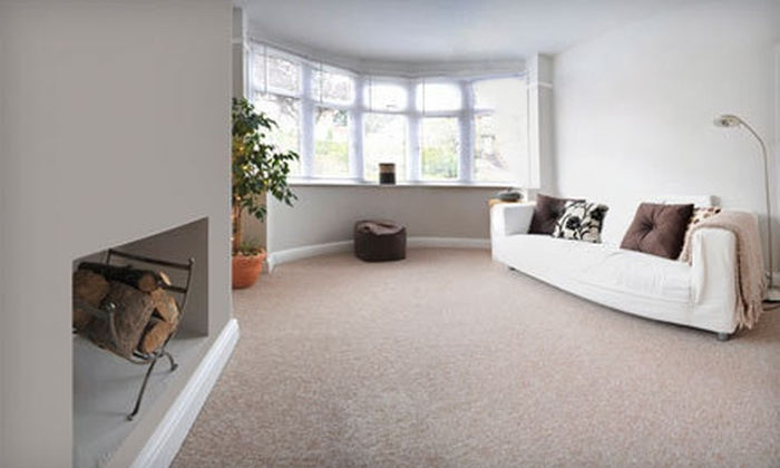 The Specialist Cleaning Service - Fairfield County: Upholstery, Carpet, or Hardwood-Floor Cleaning from The Specialist Cleaning Service (Up to 74% Off)