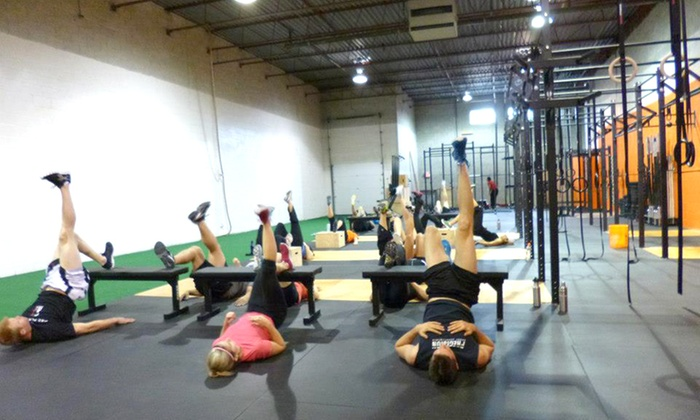 Markham Strength – West Markham CrossFit - Markham: On-Ramp and Regular CrossFit Classes at Markham Strength – West Markham CrossFit (Up to 41% Off)