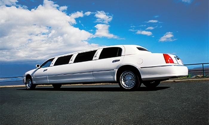 Caspian Limousine Service - San Francisco: $300 for $600 Worth of Services at Caspian Limousine Service