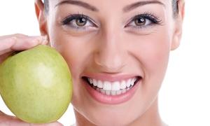Eye Make It Happen: Up to 55% Off Laser teeth whitening at Eye Make It Happen