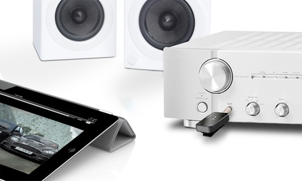 Antec Mobile Products Gain Bluetooth Receiver with Microphone and Controls