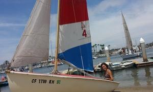 GW 4 Sailing: Up to 65% Off Sailing lessons  at GW 4 Sailing