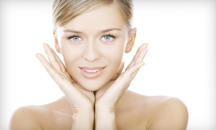 Serenity Spa South - Biltmore South: One or Three Laser Genesis Face Treatments with IPL at Serenity Spa South (Up to 85% Off)