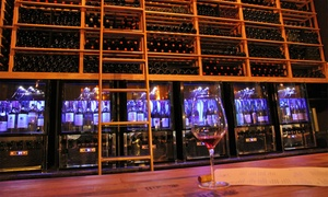 Wine And Food At Flight Wine Bar (up To 43% Off)