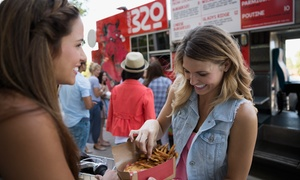 Food Truck Border Brawl: Food Truck Border Brawl on Saturday, June 11, at 12 p.m.