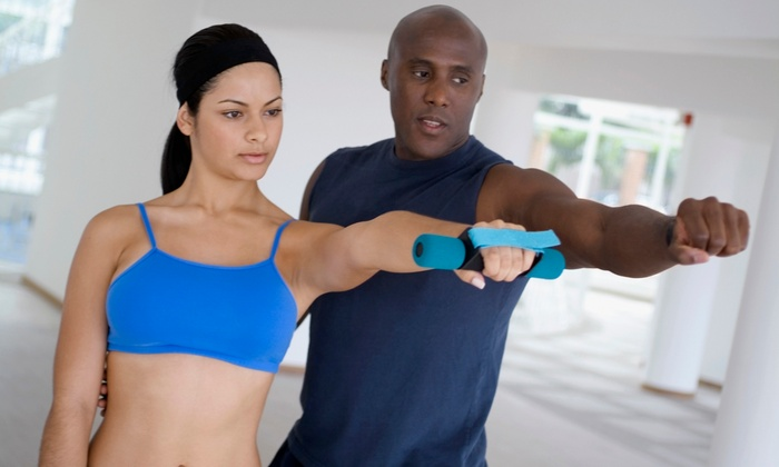 Advanced Personal Training - Fairfield: $92 for Four Personal-Training Sessions at Advanced Personal Training ($199 Value)
