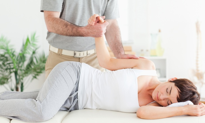 Advanced Wellness Concepts - New York: $34 for a Chiropractic Exam, Stress Test, Adjustment, Stretch, and Massage at Advanced Wellness Concepts ($300 Value)