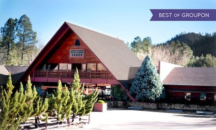 Stay at Kohl's Ranch Lodge in Payson, AZ. Dates into April.