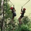 Up to Half Off at Carolina Ziplines Canopy Tour