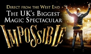 ATG Tickets: Impossible Featuring Jonathan Goodwin and Chris Cox at the Sunderland Empire, 24 February (Up to 42% Off)