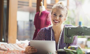 Online City Training: Online Dress Making and Fashion Design Diploma at Online City Training (90% Off)