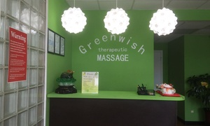 Greenwish Therapeutic Massage: Up to 55% Off Massages at Greenwish Therapeutic Massage