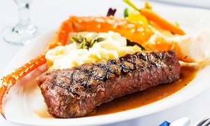Bay Harbor: $25 for $50 Toward Two Dinner Entrees at Bay Harbor