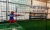 The Hitting Academy - Pinecrest West Park: Batting Cage Sessions or Private Hitting Lessons at The Hitting Academy (Up to 55% Off). Three Options Available.