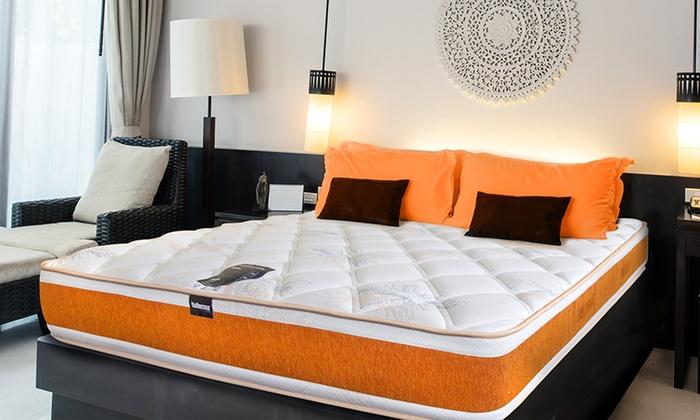 matelas memoire de forme groupon. Black Bedroom Furniture Sets. Home Design Ideas