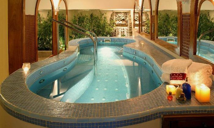 Castelar Hotel & Spa - Castelar Hotel & Spa: Desde $199 por circuito de spa hídrico para uno o dos en Castelar Hotel & Spa