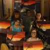 Up to 52% Off Painting Classes at Glitzy Paint Parties