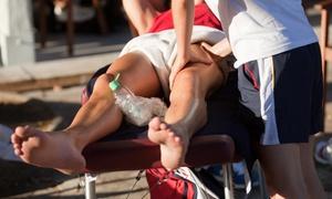 Sanando Sports Massge And Wellness: 90-Minute Sports Massage at Sanando Sports Massage & Wellness (45% Off)