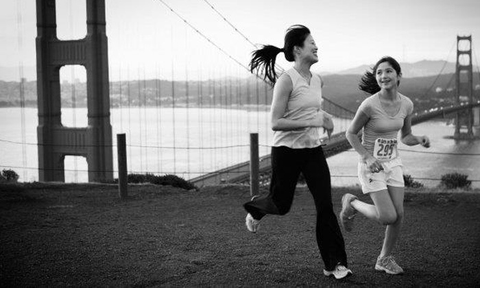 Girls on the Run 5K - Golden Gate Park: Girls on the Run 5K Entry for One or a Family of Up to Five on Saturday, December 7 (Up to 52% Off)