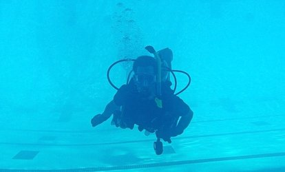 image for Open-Water <strong>Scuba</strong>-Certification Course for One or Two at Inland Water Divers (Up to 53% Off)