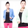 $15.99 for a Poof Apparel Silky Woven Jacket