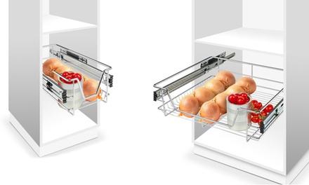 Uitschuifbare keukenlade in formaat naar keuze vanaf € 24,99