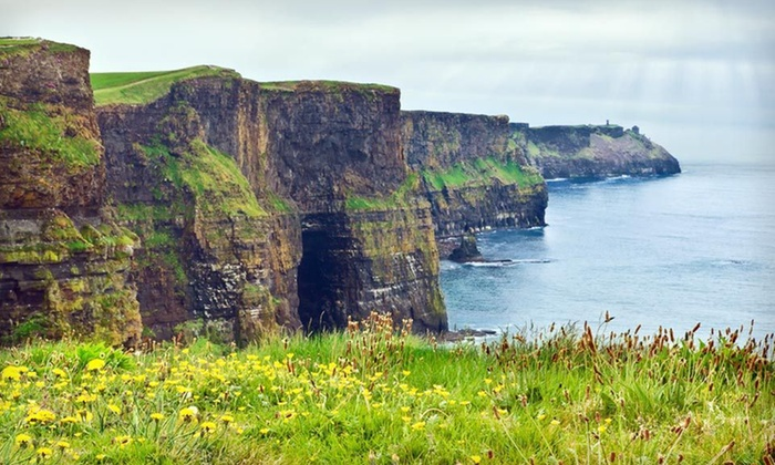 Ireland Vacation with Airfare - Dublin and Irish Countryside: Six-Night Ireland Vacation from Great Value Vacations with Round-Trip Airfare, Accommodations, and Rental Car