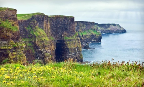 Ireland Getaway with Round-Trip Airfare