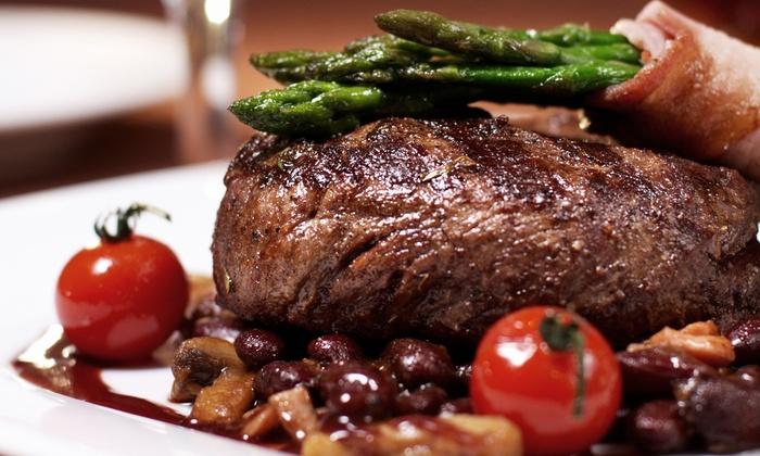 Don Davis Uruguayan Steak House  - Don Davis Uruguayan Steak House: $20 for $40 Worth of Steakhouse Cuisine or Party Package for 20 at Don Davis Uruguayan Steak House (Half Off)