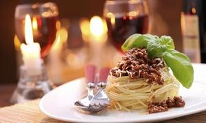 Baracca e Burattini: Cena con menu tipico dall'antipasto al dolce con bottiglia o calice di vino da Baracca e burattini (sconto fino al 62%)