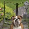 Adjustable Metal Arch-Design Pet Gate