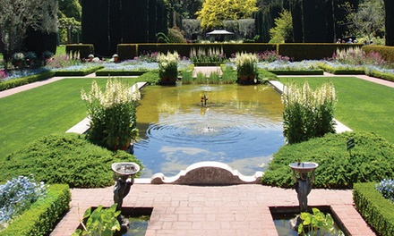 Filoli historic house and garden filoli groupon for Gardening 4 less groupon