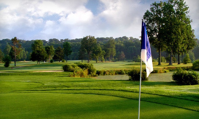 Meadows Golf Club - Lincoln Park: 18-Hole Round of Golf with Cart on a Weekday or on a Weekend or Holiday at Meadows Golf Club in Lincoln Park (51% Off)