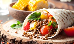 Vegaritos: Vegan Mexican Food at Vegaritos (Up to 43% Off). Three Options Available.