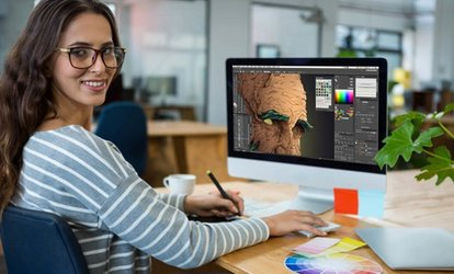 Graphic Design Online Course at Alpha Academy (94% Off)