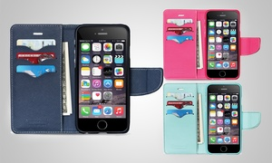 Press Play Pocketfolio Slim Wallet Case For Iphone 5/5s Or 6 Or Samsung Galaxy S4 Or S5 From $6.99–$8.99
