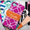 Half Off Personalized iPhone Cases and Stationery