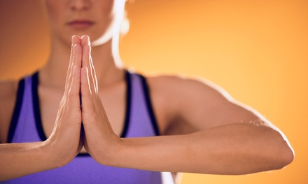 $49 for a One-Month Pass for Unlimited Yoga at Oxygen Yoga and Fitness - Langley ($132 Value)