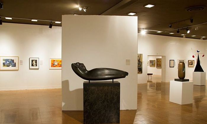 The University of Arizona Museum of Art - Ward 6: Admission for Two or Eight at The University of Arizona Museum of Art (Up to 45% Off)