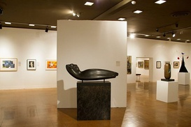 The University of Arizona Museum of Art: Admission for Two or Eight at The University of Arizona Museum of Art (Up to 45% Off)