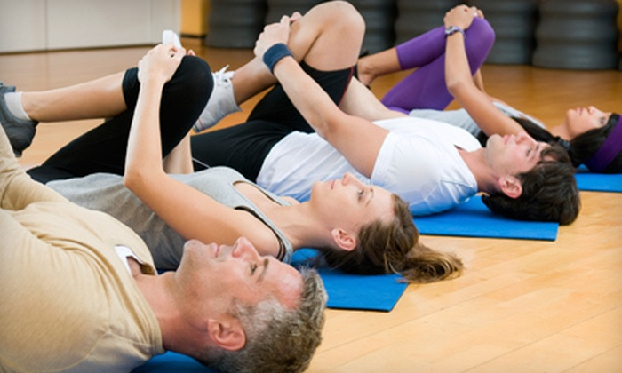 Studio K - Andover: 5 or 10 Zumba, Pilates, or Kickboxing Classes at Studio K in Andover (Up to 75% Off)